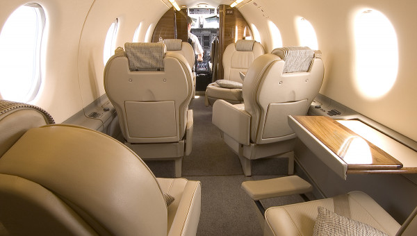 Rent a Bizjet: A new experience